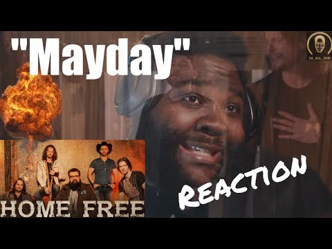 Cam - Mayday (Home Free Cover) Reaction