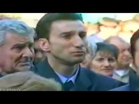 Video - Σύσσωμη η οικογένεια του ΠΑΟΚ στο ετήσιο μνημόσυνο του Παναγιώτη Κατσούρη