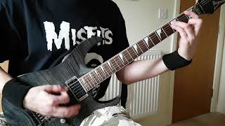Video Konflikt - Kožuch (guitar cover) full HD