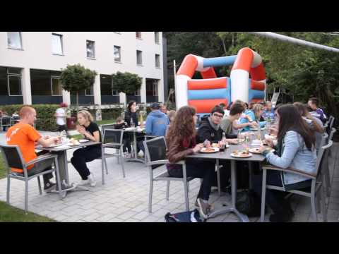 Video Youth Hostel Remerschen (Schengen)