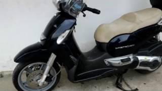 9. Aprilia Scarabeo 500cc AN2007