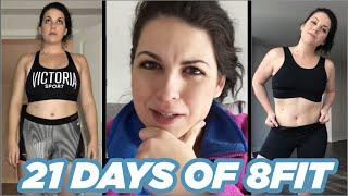 Video I Let A Fitness App Run My Life For 21 Days MP3, 3GP, MP4, WEBM, AVI, FLV Maret 2019