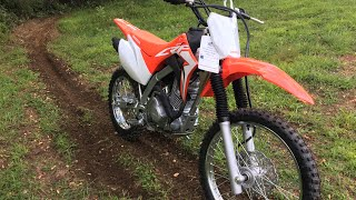 4. 2020 Honda CRF125F REDESIGN REVIEW!!