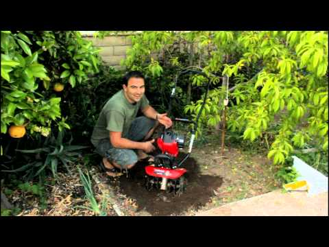 California Gardener Soil Preparation for Growing Vegetables
