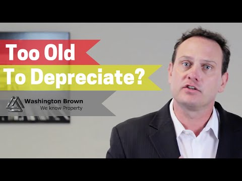 Can you claim depreciation on an old house ? thumbnail