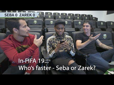Video: FIFA expert ChuBoi returns to quiz Sebastián Blanco and Zarek Valentin on FIFA 19 player ratings