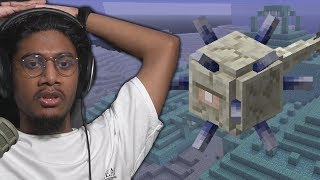 I don't know Minecraft anymore.. this game scares me by Tyranitar Tube