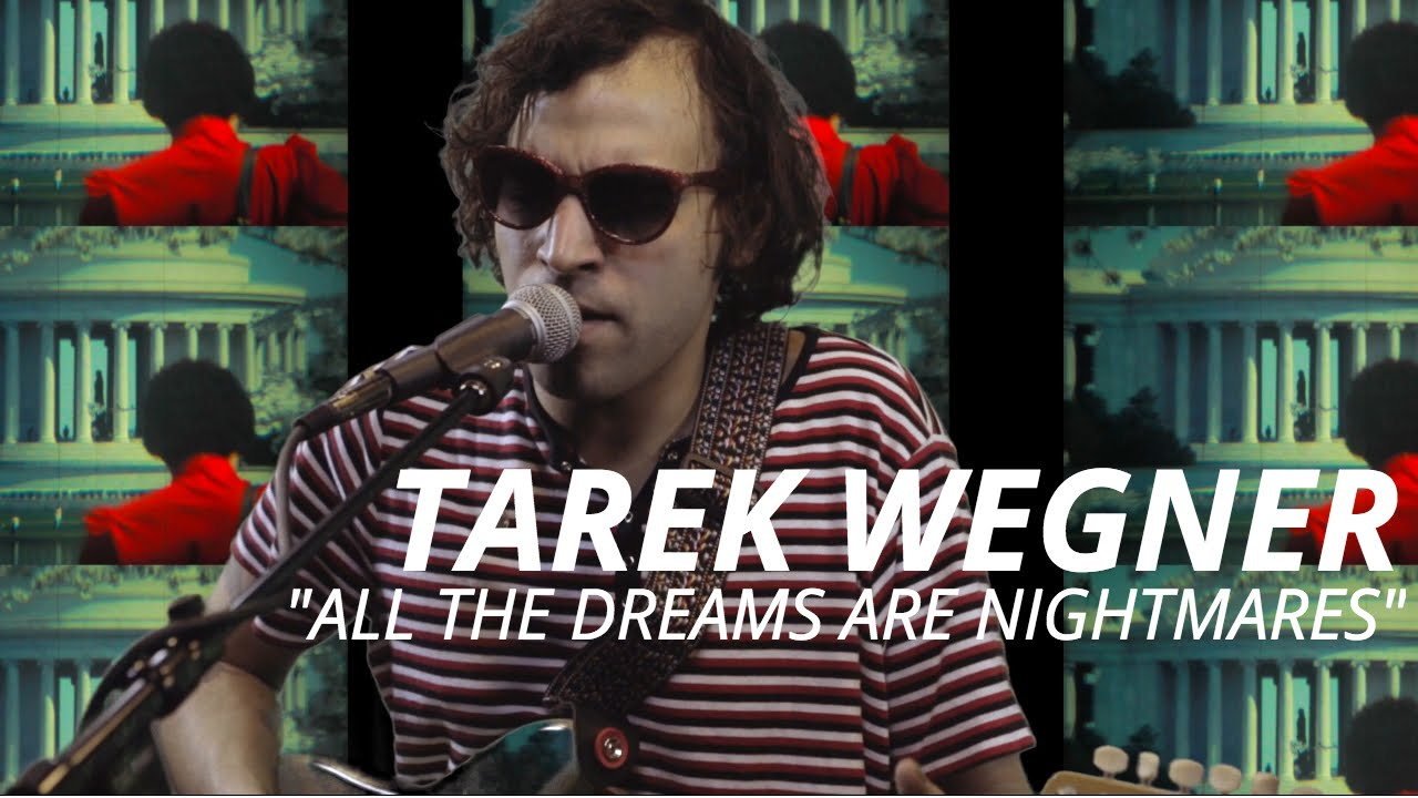 "ASKiAN . Tarek Wegner ""All The Dreams Are Nightmares"""