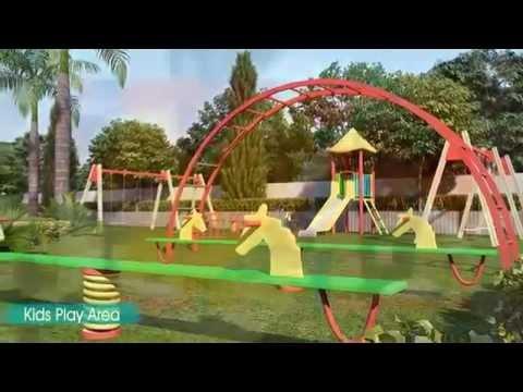 Edify School Amravati Animation Walkthrough (видео)