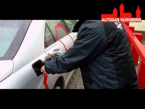 Autogas-Pkw: Mercedes Benz S500 W221 Autogasumrüstu ...