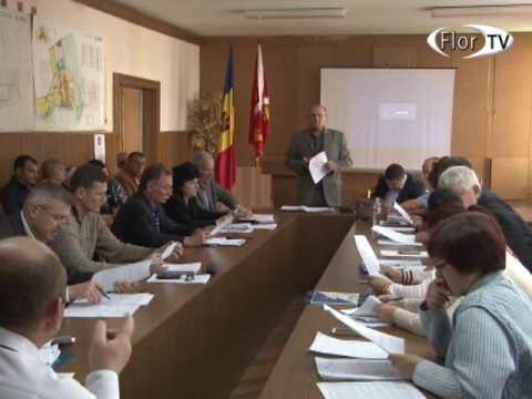 Ședinţa a Consiliului Local al or.Florești din 16 05 04 2017