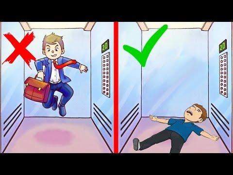 7 СОВЕТОВ КОТОРЫЕ МОГУТ СПАСТИ ВАМ ЖИЗНЬ (видео)