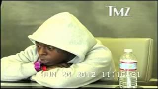Lil Wayne's Deposition [Extended Version]