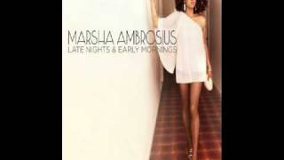 Marsha Ambrosius - Butterflies (2011) - Late Nights & Early Mornings