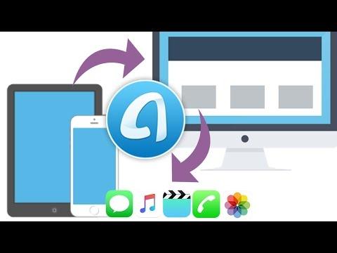 شرح وتحميل برنامج AnyTrans أفضل بديل للأيتونز  ومزامنة iCloud ونقل الملفات بسرعة