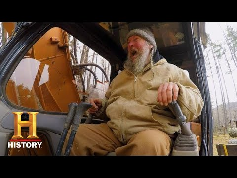 Mountain Men: Massive Payout From a Logging Job for Eustace (Season 8) | History