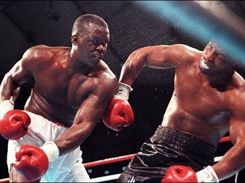 iron mike tyson vs james buster douglas 11.02.1990