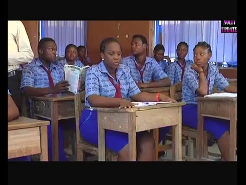 NAKED STUDENT 2- NIGERIAN NOLLYWOOD MOVIE
