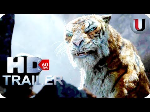 MOWGLI - Official 1st Trailer & Behind The Scene - (FULL HD)