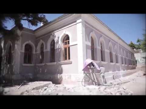 Altın Karınca Ödülünü alan Çok Amaçlı Kapalı Pazar Yeri Projemizin tanıtım Videosu