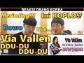 Download Lagu REAKSI COWOK KOREA dengar Via Vallen - Ddu Du Ddu Du ( Black Pink Koplo Version) Mp3 Free