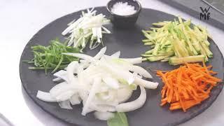 [WMF Recipe] - 바지락 삼색 수제비