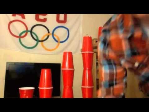 Beer Pong Trick Shots