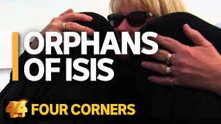Video Orphans of ISIS: A grandmother's journey to rescue her grandchildren from Syria | Four Corners MP3, 3GP, MP4, WEBM, AVI, FLV Juni 2019