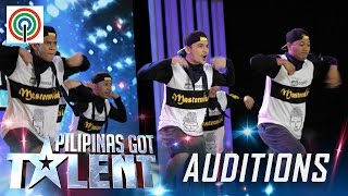 Nonton Pilipinas Got Talent Season 5 Auditions  Mastermind   Dance Group Film Subtitle Indonesia Streaming Movie Download