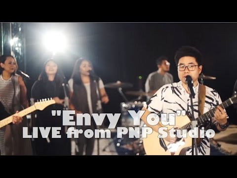 Billy Simpson - Envy You (LIVE From PNP Studio)