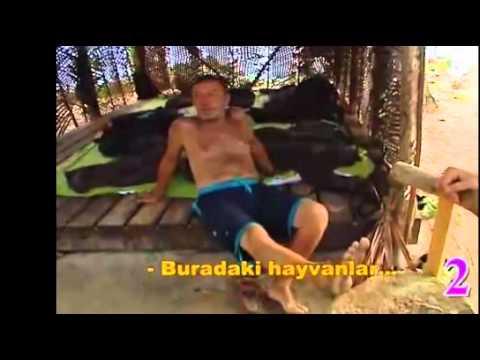 Survivor 2012 En Komik 5 Olayi