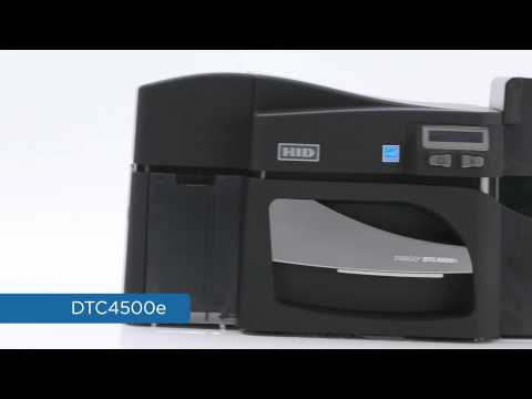Promo Video - HID Fargo DTC4500e Printer