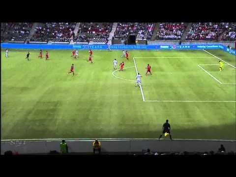 Eric Hassli's Wicked Goal Nets Tie