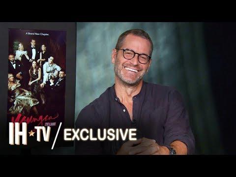 Younger (TV Land) Peter Hermann Talks Hilary Duff, Season 7 & More   INTERVIEW