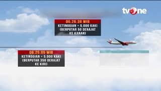 Video Begini Ilustrasi Perjalanan Lion Air JT 610 Sebelum Terjatuh MP3, 3GP, MP4, WEBM, AVI, FLV Januari 2019