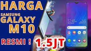 RESMI Samsung Galaxy M10 - Harga dan Spesifikasi