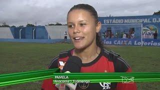 Nesta quarta-feira (27.01), Flamengo e Viana/MA se enfrentaram no Estádio Djalma Campos, no Maranhão, pela segunda...