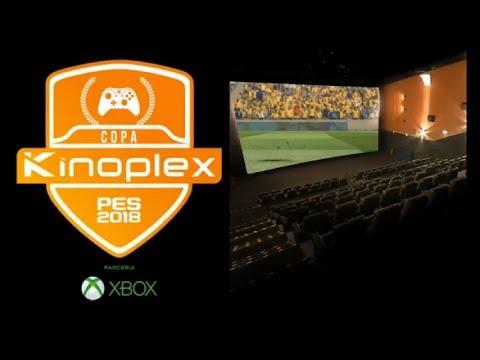 PES18 - COPA KINOPLEX PES 2018 NO CINEMA - VENHA PARTICIPAR