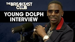 Video Young Dolph Speaks on CIAA Shooting, 'Bulletproof' & More on The Breakfast Club MP3, 3GP, MP4, WEBM, AVI, FLV Februari 2019