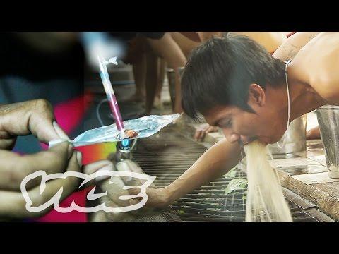 Thai Meth Epidemic and Vomit Rehab (видео)