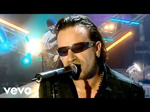 U2 – Sometimes You Can't Make It On Your Own
