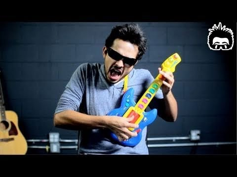 Toy Music - Joe Penna