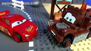 Video LEGO Cars Films MP3, 3GP, MP4, WEBM, AVI, FLV April 2018