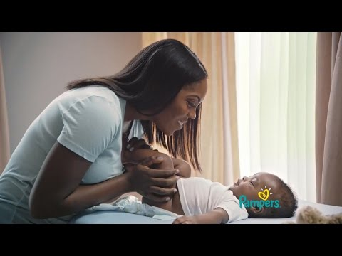 Pampers #momsknowbest With Tiwa Savage