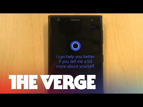 Tom Warren prova Cortana su Windows Phone 8.1