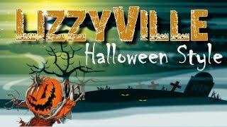 Minecraft LizzyVille Creative Village #5 'Halloween Town'
