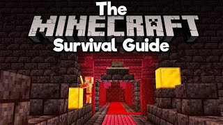 Restoring a Treasure Bastion! • The Minecraft Survival Guide (Tutorial Lets Play) [Part 328]