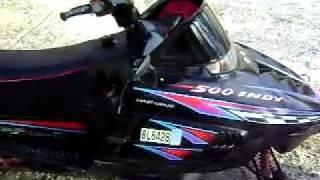 10. 1996 Polaris indy 500