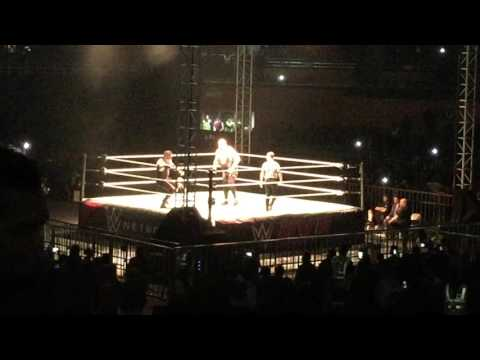 KANE VS BIG SHOW | LIVE | FULL MATCH | NEW DELHI | WWE IN INDIA