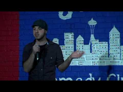 Open Mic Night at Giggles Comedy Club